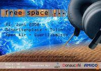 free.space@Minoritenplatz