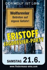 Eristoff Jagdrevier Party