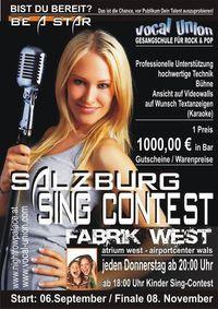be a Star@Fabrik West