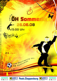 ÖH Sommerfest@Campus JKU