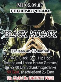 Black Attack@Ballhaus Freilassing