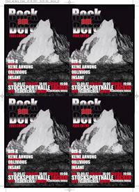 Rock am Berg@Stockhalle Lacken