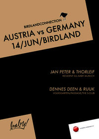 Birdlandconnection - Germany vs Austria@Birdland