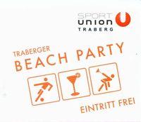 Traberger Beach Party@bei der Teichanlage