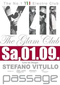 YIII – The Glam Club Special@Babenberger Passage