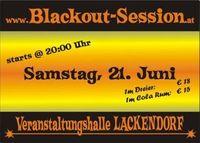 Blackout Session@Veranstaltungshalle