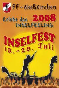 Inselfest 2008 - Frühschoppen@Pfarrhofsgelände