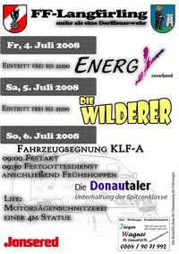 Hüttenfest Langfirling@Festzelt