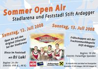 Sommer Open Air@Feststadl Stift Ardagger