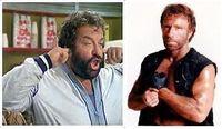 Gruppenavatar von Bud Spencer vs. Chuck Norris