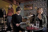 velojet & seraphim@Becks Bar