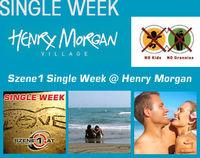 Szene1 Single Week - Black & White