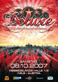 Deluxe@Messezentrum Ost Halle 1