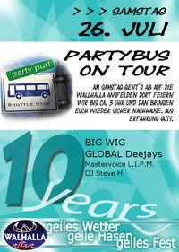 Partybus Walhalla 2008@Burnergut - nähe Funkturm