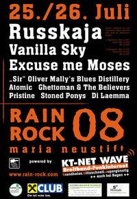 Rain Rock 08@Sportplatz