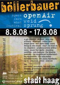 Böllerbauer Open Air / Space Farm Ahoi Festival@Böllerbauer