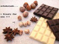 Gruppenavatar von Schokolade ~ Ersatz für Sex