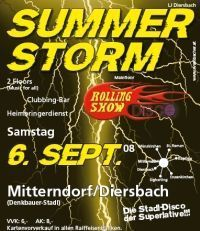 Summer Storm@Denkbauerstadl