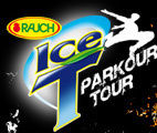 Rauch Ice Tea Parkour Tour@Remise, Engerthstr. 16