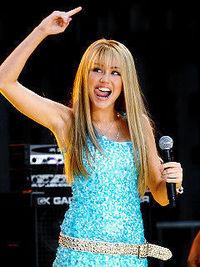 Gruppenavatar von Wenn ihr ein Fan von Hannah Montana seid bitte beitreten!!