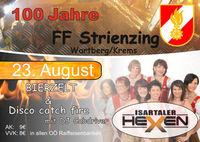 100 Jahr Feier der FF-Strienzing@Baumeister Ganglbauer