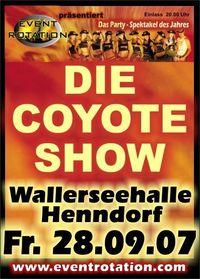 Die Coyote Show