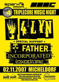 4lyn @ TripleCore:Music-Night@Freizeitpark