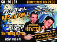 NDS vs Tom E und Karaoke Weltmeisterschaft@Excalibur