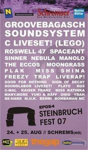 EPOS4 Steinbruchfest 07@Steinbruch Brombühel