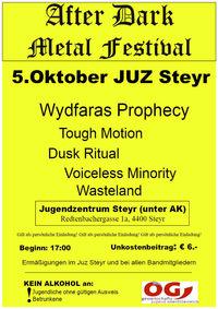 After dark Metal Festival@Jugendzentrum Steyr