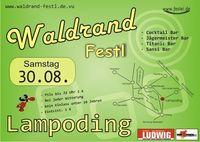 Waldrandfestl Lampoding@Waldrandfestl Gelände