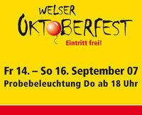 Oktoberfest 2007@Messezentrum