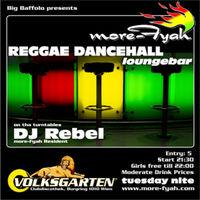 Reggae Dancehall Loungebar
