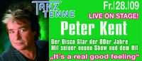 Peter Kent live on Stage!