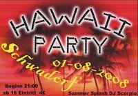 Hawaii Party@Musikverein