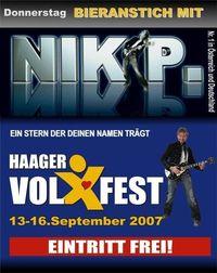 Haager Volxfest@Festgelände