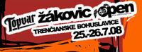 Topvar Žákovic open@Zelená Voda