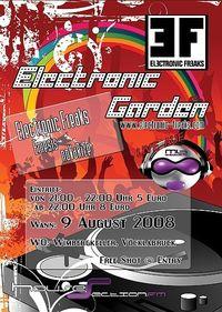 Electronic Garden@Wimbergkeller