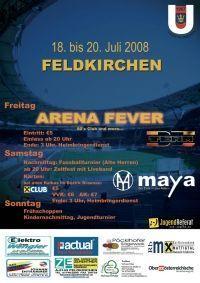 Arena Fever@Festzelt