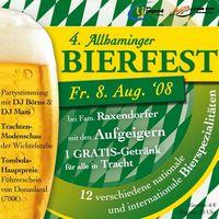 4. Allhaminger Bierfest@Raxendorfergut