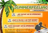 Summerfeeling - get started@Bauhof
