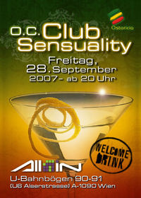 Club Sensuality@All iN