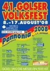 Golser Volksfest@Festgelände hinter Birkenhof