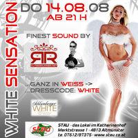 Sensation White @ STAU@Stau - Das Lokal