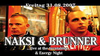 Live at the turntables: NAKSI & BRUNNER@A-Danceclub