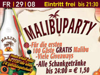 Malibu Party @Excalibur