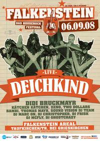Falkenstein - Deichkind live