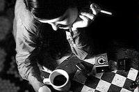Gruppenavatar von Kaffee und Zigaretten sind auch ein Frühstück