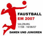 Faustball EM Junioren@ -