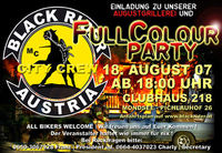 Full Colour Party@Mondsee-Pichlauhof